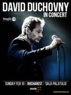 Concert David Duchovny Bucuresti 2019