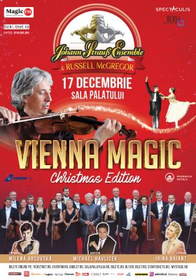VIENNA MAGIC CHRISTMAS EDITION 2018 by JOHANN STRAUSS ENSEMBLE