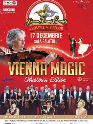 VIENNA MAGIC CHRISTMAS EDITION 2018 by JOHANN STRAUSS ENSEMBLE
