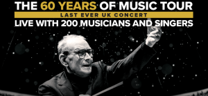 Ennio Morricone @ The O2 arena | 26 Nov 2018