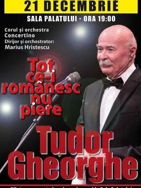 """""""TOT CE-I ROMANESC NU PIERE"""" se reia si in data de 21 decembrie 2018 - la Sala"""