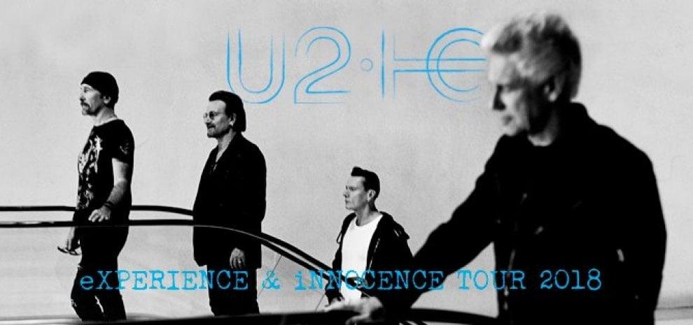 U2 live a Milano // eXPERIENCE + iNNOCENCE Tour 2018