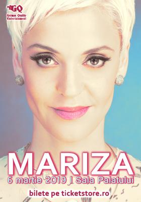 Concert MARIZA @ Bucuresti 2019