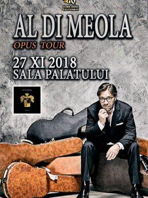 AL DI MEOLA – OPUS | Bucuresti 2018