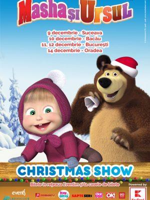 Masha si Ursul @ Bucuresti | 11,12 decembrie 2018