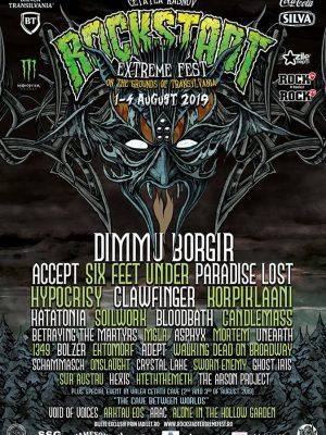 Rockstadt Extreme Fest 2019