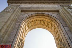 Arcul de Triumf | #100ani #Romania